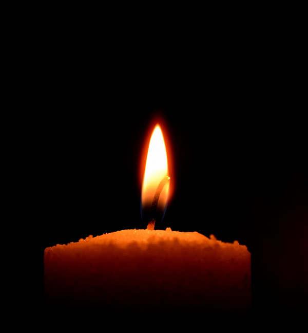 Исцеляющий огонь свечи